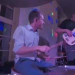 brillant drummer Kevin