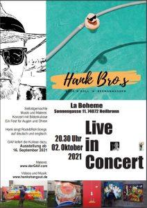 02.10.2021 Auftritt in Heilbronn